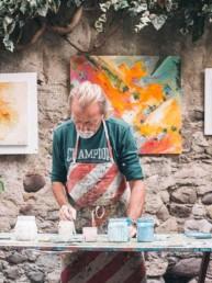 peinture bardolino italien